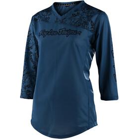 Troy Lee Designs Mischief 3/4 Jersey Women, azul